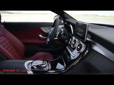 Mercedes C Class Coupé 2016 TV Commercial Film