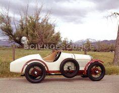 1926 Amilcar CGS series. A Roadster