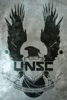 Could use this type of Halo emblem to paint on lamp shades, maybe glue on Halo figures around lamp base... hmmm