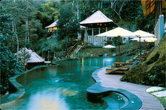 Top Resort, Maya Ubud Resort & Spa, Bali, Indonesia