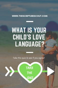 You've heard of Love Languages for couples, but they apply to your children too! What is your child's love language? Raising Godly Children, Raising Kids, My Children, Child And Child, Child Love, Your Child, Step Parenting, Parenting Hacks, Love Languages For Kids