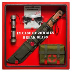 In Case Of Zombies - Melee Edition