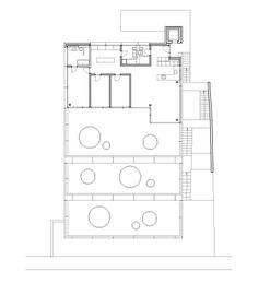 Terrassenwohnungen | Merlischachen > MARQUES ARCHITEKTEN AG Floor Plans, Architecture, Drawings, Arquitetura, Architecture Design, Drawing, House Floor Plans, Paintings, Paint