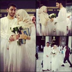 Wedding in Makkah! <3