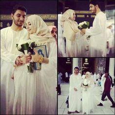 Wedding in Makkah! <3
