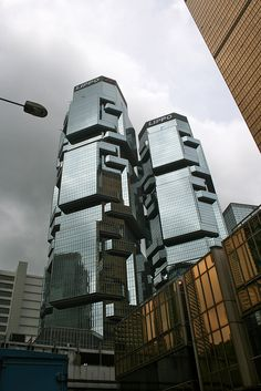 LIPPO BUILDING -HONG KONG- by alvarofontaneda