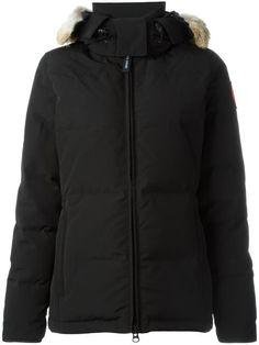 CANADA GOOSE 'Chelsea' Padded Jacket. #canadagoose #cloth #jacket
