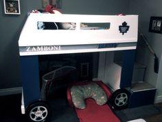zamboni bed plans