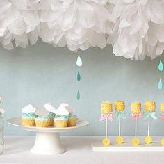 Gender Neutral Baby Shower {Baby Shower Theme Ideas} - Tip Junkie