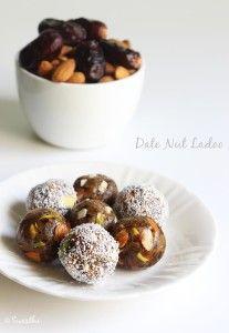 dates nuts ladoo