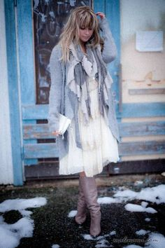 cute outfit Spring Summer Fashion, Boho Chic, Fur Coat, Cute Outfits, My Style, Jackets, Fashion, Beautiful Clothes, Down Jackets