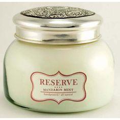 Aspen Bay Reserve Candle Jar Mandarin Mint - $26.00