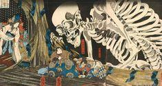 これは行きたい!浮世絵に描かれた江戸妖怪・化け物を探る「江戸妖怪大図鑑」 – Japaaan 日本の文化と今をつなぐウェブマガジン
