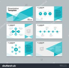 abstract vector business  presentation template slides background design .info graphic