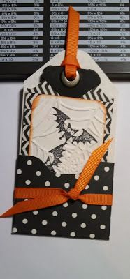 Sharon's Inkie Fingers: Envelope Punch Board Projects