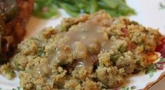Holiday Cornbread Dressing #cornbread #dressing #justapinchrecipes Thanksgiving Sides, Thanksgiving Recipes, Holiday Recipes, Thanksgiving Dressing, Thanksgiving Stuffing, Thanksgiving 2017, Holiday Foods, Christmas Recipes, Dry Bread Crumbs