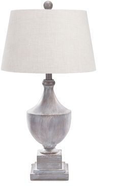 "Eleanor 28"" Table Lamp with Empire Shade"
