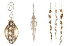 22 reasons to spend a little more this season. One-of-a-kind ornaments Margaret Ellis