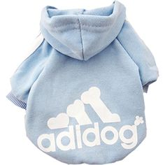 The Source Force Sporty Dog Hoodie Blue L >>> Want to know more, click on the image. (This is an affiliate link) #DogApparelAccessories