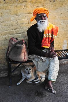 Sadhu's Best Friend