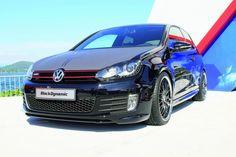 Golf GTI Black Dynamic Concept , top photo
