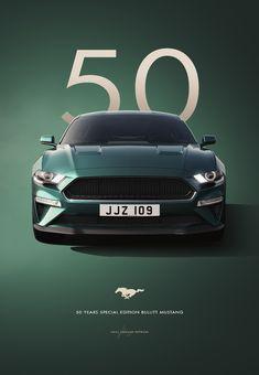 Ford Bullitt Mustang 2018