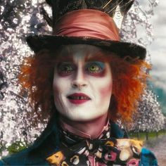Tim Burton, Tarrant Hightopp, Mad Hatter Cosplay, Jervis Tetch, Johnny Depp Characters, Willy Wonka, Through The Looking Glass, Beetlejuice, Live Action