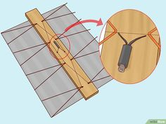 How to Make a HDTV Antenna: 8 Steps (with Pictures) - wikiHow Diy Tv Antenna, Ham Radio Antenna, Free Tv And Movies, Television Antenna, Screen Material, House Wiring, Cable Wire, Coat Hanger, Electronics Projects