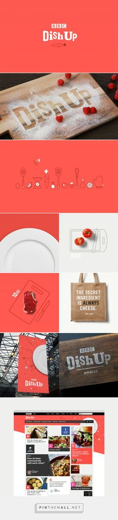 BBC Dish Up by David Robinson. I'm not crazy about the web design, but everything else looks very cool!