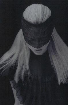 hapless-hollow: Martha Hunt by Elina Kechicheva ... -