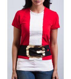 Christmas Party Funny Holiday Custom T-shirt Design