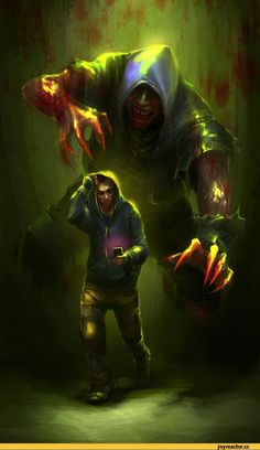 left dead art Поиск в Google Zombie theme Pinterest Pokémon