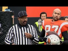 McCringleberry Gets Some Help With His Excessive Celebrations - YouTube