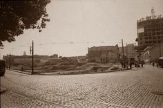 Descrição: Rua da Consolação esquina com a rua Xavier de Toledo  / São Paulo do Passado