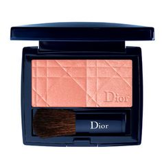Powder Blush: Dior - DiorBlush. You will not be disappointed with the sublime texture and application of DiorBlush. In a word, it is superlative, and most of the available colors are excellent, with several soft choices that apply evenly. Each shade is infused with shine, but it's not too intrusive. This blush has that extra something that pushes it above and beyond the best.