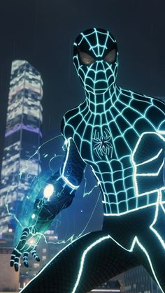 Spider-Man Fear Itself Suit Marvel Comics, Marvel Comic Universe, Marvel Comic Books, Marvel Vs, Marvel Heroes, Spiderman Spider, Amazing Spiderman, Wallpaper Animé, Iron Spider