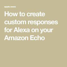 Amazon Alexa Commands, Amazon Alexa Skills, Amazon Echo Tips, Amazon Hacks, Alexa Tricks, Alexa Echo, Garage Design, Computer Technology, Things To Know