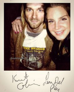 """A voice of Nirvana says """"Come as you are"""" and I will Requested by @gloriouslana #lanadelrey"""
