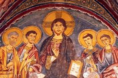 Crypt of St. Magnus Cattedrale di Santa Maria , Anagni Italy