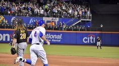 Flores la sacó e impulsó 4 para apoyar victoria de Mets y Syndergaard ante Pirates.