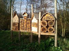 Mooi Delft: Insectenhotel (Traditional Cache) in Zuid-Holland, Netherlands created by fscheerhoorn