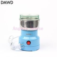 Cheap Price DMWD Multi-fuctional Automatic Coffee Grinder Mill Machine Electric Stainless Steel seed grinding Espresso Bean grain herb make Frijoles, Coffee Machine, Go Shopping, Grains, Seeds, Stainless Steel, How To Make, Grinding, Herbs