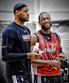 LeBron James & Dwyane Wade New Hip Hop Beats Uploaded http://www.kidDyno.com