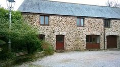 Modern Stone Cottage In Rural Settings, With Acres Of Communal Gardens - Kingsbridge Devon Holidays, Devon Coast, Converted Barn, South Devon, Dartmouth, Nice View, Acre, Home And Family, Cottage