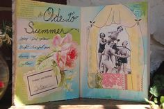 write time art journal entry 2 by Alisa Noble, via Flickr