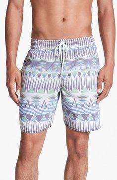 New swimwear shorts men swim trunks 53 ideas Swimming Gear, Swim Shorts, Men's Shorts, Gym Wear, Summer Wear, Swim Trunks, Bathing Suits, Einstein, Menswear