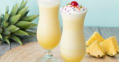 Low-Calorie Blended Cocktail Recipe: Cake by the Ocean