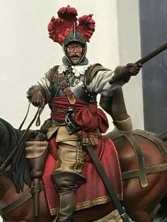 Military Figures, Military Art, Military History, Conquistador, Thirty Years' War, Early Modern Period, Armadura Medieval, Classical Antiquity, Landsknecht