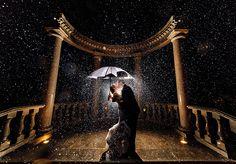 It's like rain on your wedding day | Credit: Ryan Brenizer Photography