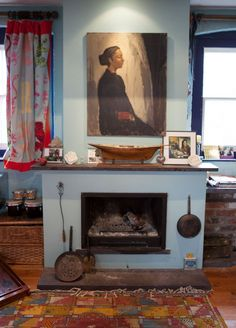 Caro & Josh's Colorful & Quirky English Home